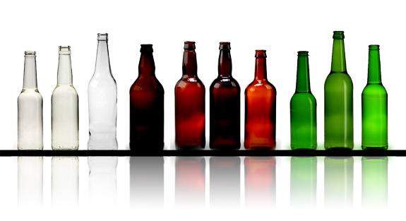 محصول بطری شیشه ای و جار
