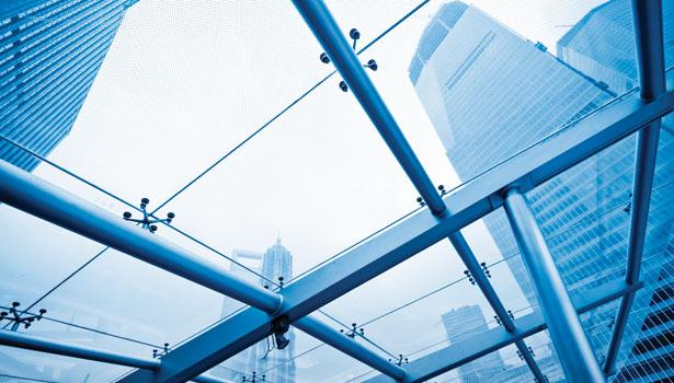 شیشه های کنترل کننده اشعه خورشید