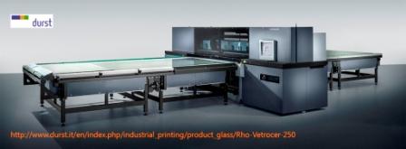 ماشین چاپ روی شیشه