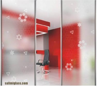 دکوراسیون داخلی شیشه4