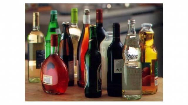 بازار بطری شیشه ای