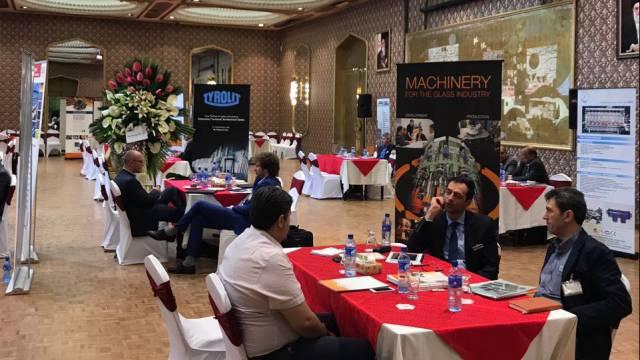 نمایشگاه صنعت شیشه ایران