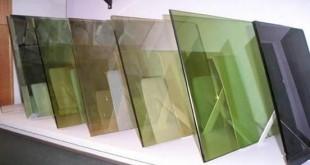 انواع شیشه